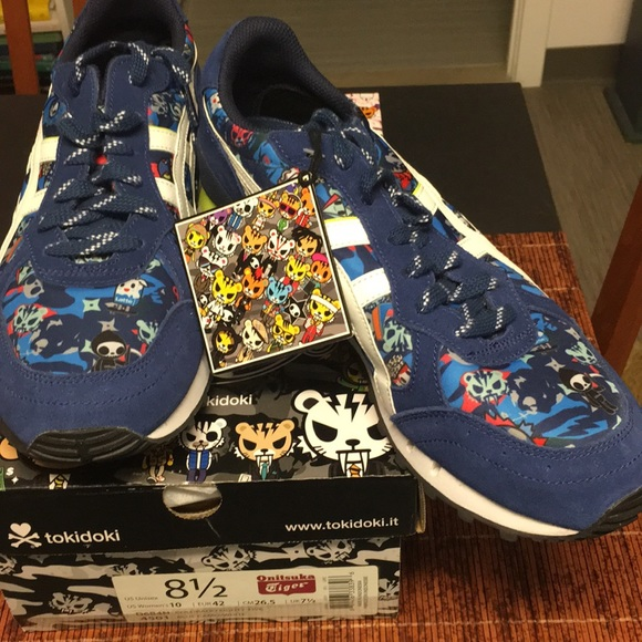 check out fd64d 34bfc Tokidoki Onitsuka Tiger Sneaker 8 1/2m 10w